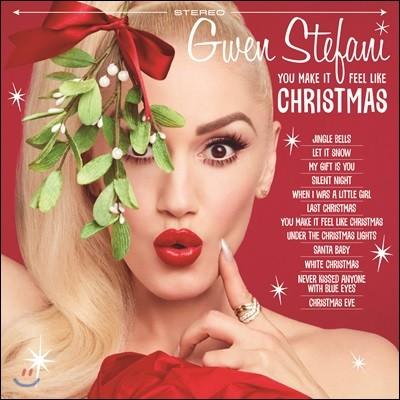 Gwen Stefani (그웬 스테파니) - You Make It Feel Like Christmas