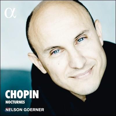 Nelson Goerner 쇼팽: 녹턴 전곡집 - 넬슨 괴르너 (Chopin: Complete Nocturnes)