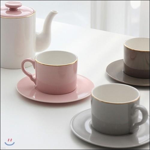 소울 커피잔 1인조 세트 (택1)