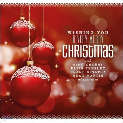 크리스마스 음악 모음집 (Wishing You A Very Merry Christmas) [그린 컬러 LP]