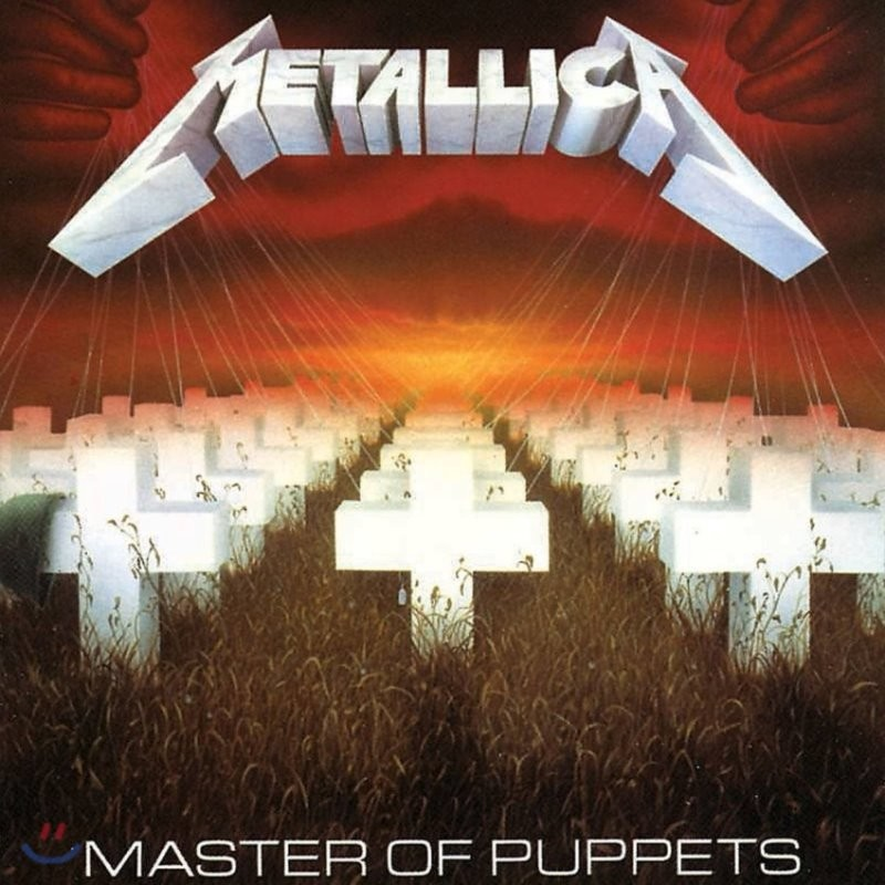 Metallica (메탈리카) - Master Of Puppets [3CD Expanded Edition]