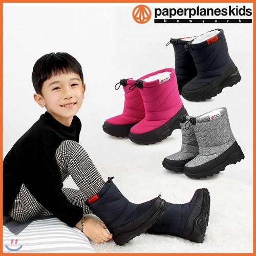 PK7792 - 아동 겨울 패딩 부츠 털 운동화 유아 남아 여아 방한화 아동화 주니어 브랜드 어린이 신발 슈즈