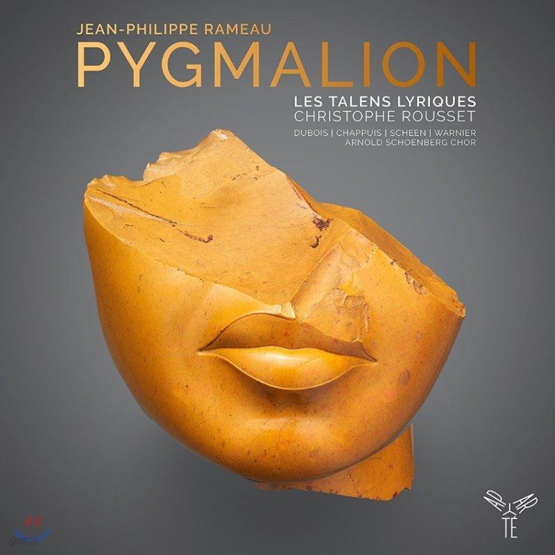Christophe Rousset 라모: 오페라-발레 '피그말리온', 폴림니의 축제 (Jean-Philippe Rameau: Pygmalion, Les Fetes de Polymnie)
