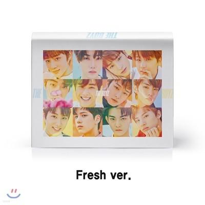더보이즈 (The Boyz) - 미니앨범 1집 : The First [Fresh ver.]