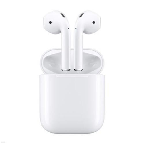 [무료배송] 애플코리아 정품 에어팟 Apple Airpods (MMEF2KH/A)