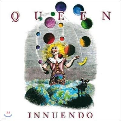 Queen - Innuendo 퀸 14집
