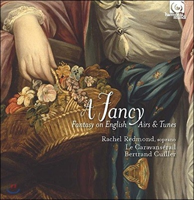 Rachel Redmond 17세기 영국 극장 음악 (A Fancy - Fantasy on English Airs & Tunes)