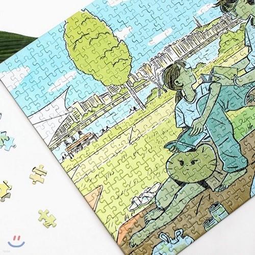 배성태 `네가 좋아` 퍼즐