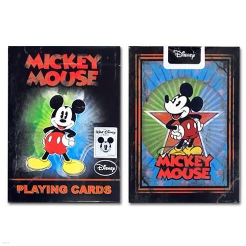 [디즈니정품카드]미키마우스, 미니마우스 빈티지 카드