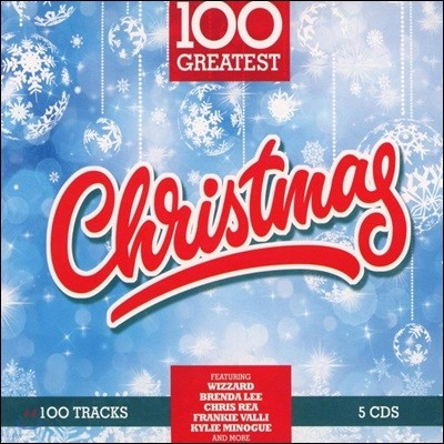 베스트 캐럴 음악 모음집 (100 Greatest Christmas)