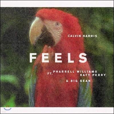 Calvin Harris / Pharrell Williams / Katy Perry / Big Sean - Feels [픽쳐 디스크 LP]