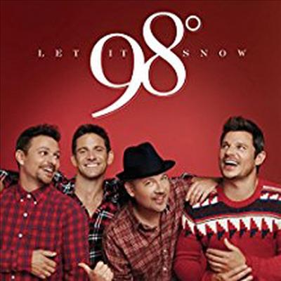98 Degrees - Let It Snow (Vinyl LP)