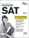 Princeton Review Cracking the SAT, 2013