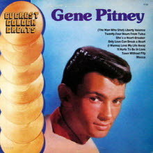 [LP] Gene Pitney - Golden greats (수입)