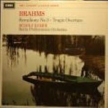 [LP] Rudolf Kempe - Brahms : Symphony No.3, Tragic Overture (수입/sxlp30100)