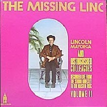 [LP] Lincoln Mayorga - The Missing Line Vol.2 (수입/s10)