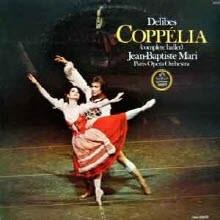 [LP] Jean-Baptiste Mari - Delibes : Coppelia (수입/2LP/sb3843))