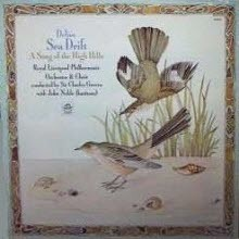 [LP] Sir Charles Groves - Delius : Sea Drift, A Song Of The High Hills (수입/s37011)