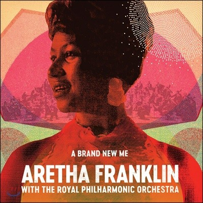 Aretha Franklin (아레사 프랭클린) - A Brand New Me: With The Royal Philharmonic Orchestra [LP]