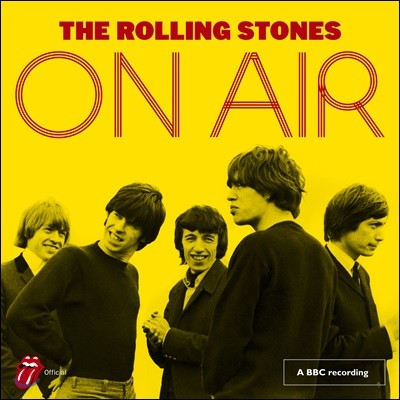 The Rolling Stones - On Air: A BBC Recording 롤링 스톤스 라이브 앨범