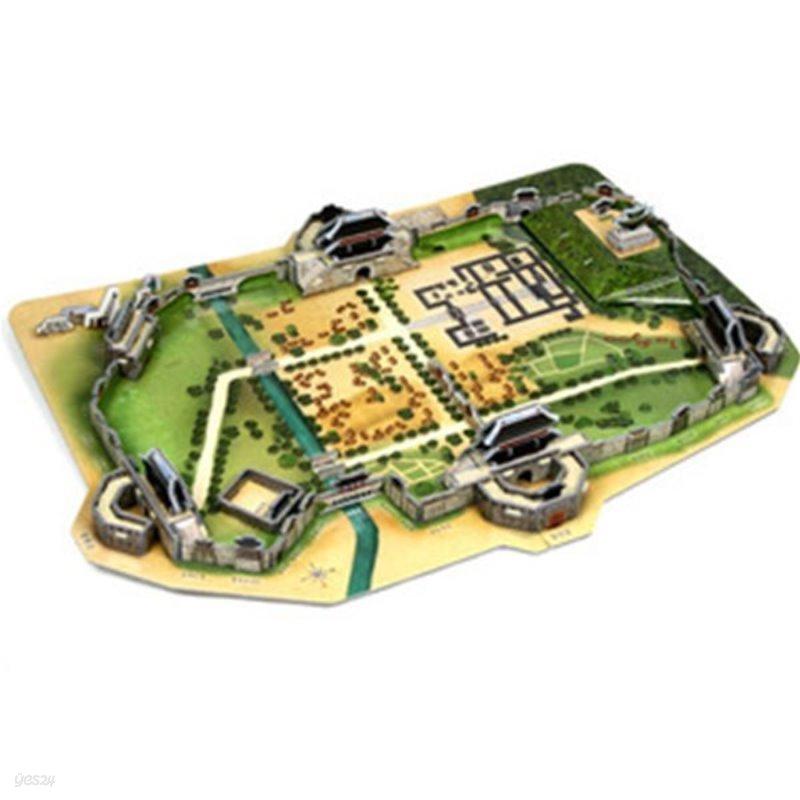 종이입체퍼즐 조선 정조의 계획도시 수원화성
