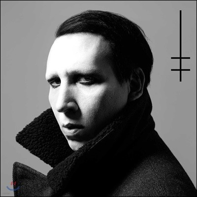 Marilyn Manson (마릴린 맨슨) - Heaven Upside Down [LP]