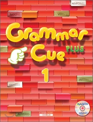 Grammar Cue Plus 1 (Book + CD + Workbook)