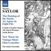 모리스 세일러: 스나크 사냥, 옛 무성 코미디를 위한 새 음악 (Maurice Saylor: The Hunting of the Snark, New Music for Vintage Silent Film Comedies)