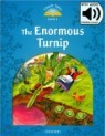 Classic Tales Level 1 : The Enormous Turnip (Student Book Pack + Multi-ROM)