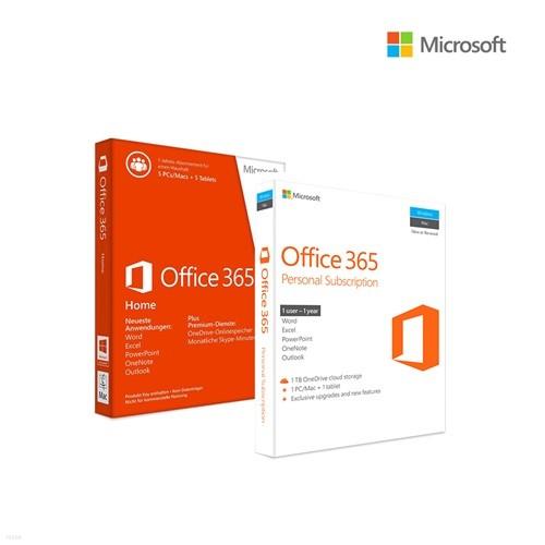 마이크로소프트 오피스365 퍼스날 MS Office365 Personal