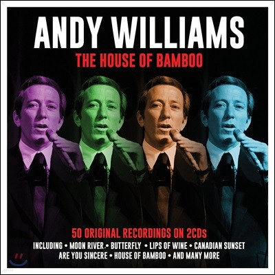Andy Williams (앤디 윌리엄스) - The House Of Bamboo