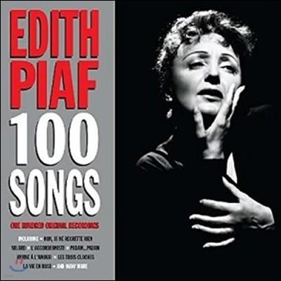 Edith Piaf (에디트 피아프) - 100 Hits