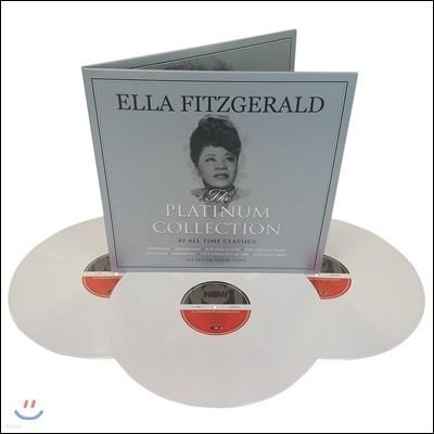 Ella Fitzgerald (엘라 피츠제럴드) - The Platinum Collection [화이트 컬러 3LP]