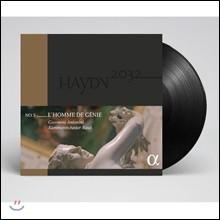 Giovanni Antonini 하이든 2032 프로젝트 5집 - 교향곡 80번, 81번 & 19번 (L'Homme de Genie - Haydn: Symphonies) [2 LP+CD]