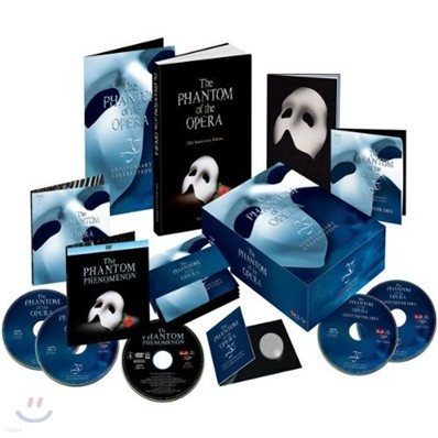 Phantom of the Opera: Original Cast OST (25th Anniversary Limited Collection)