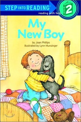 Step Into Reading 2 : My New Boy