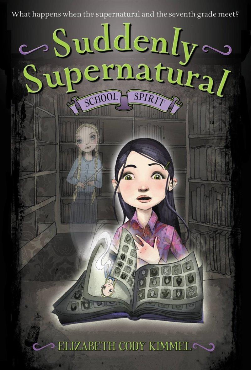 Suddenly Supernatural