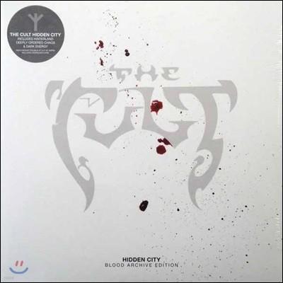 The Cult (더 컬트) - Hidden City [2 LP]