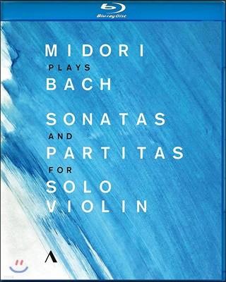 Midori 바흐: 무반주 바이올린 소나타와 파르티타 (J.S. Bach: Sonatas and Partitas for Solo Violin BWV1001-1006)