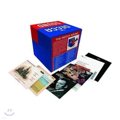데카 사운드: 전설의 레코딩 50CD + 하일라이트 5CD (The Decca Sound)