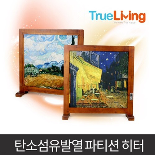 [TrueLiving] 트루리빙 명화 파티션 히터 UCW-PTS1400