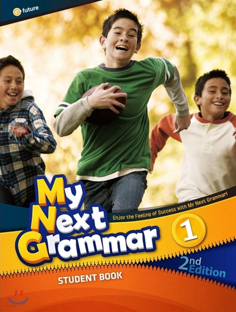 My Next Grammar, 2/E : Student Book 1