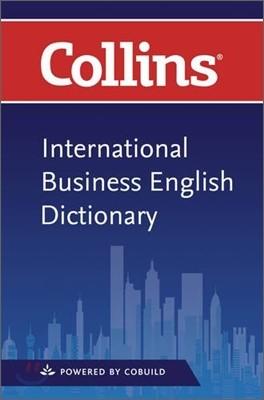 Collins Cobuild International Business English Dictionary