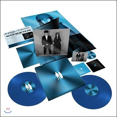 U2 - Songs Of Experience 유투 14번째 정규 앨범 [시안 블루 컬러 2 LP+CD]