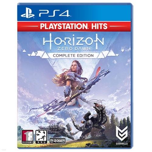 PS4 호라이즌 제로 던 컴플리트 에디션 한글판 / PlaystionHits