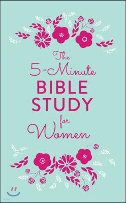 5-Minute Bible Study for Women