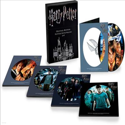 O.S.T. - Harry Potter (해리 포터) : I-V (Picture Disc 10LP Box Set)