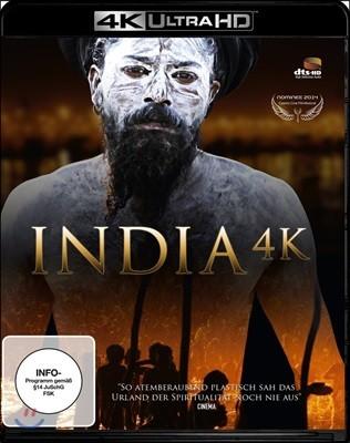 India 4K (인도 - 전통, 건축, 문화와 종교, 그리고 고대 문명)
