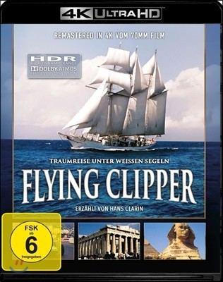 Flying Clipper (1960년대 지중해 여행) [4K Blu-Ray]