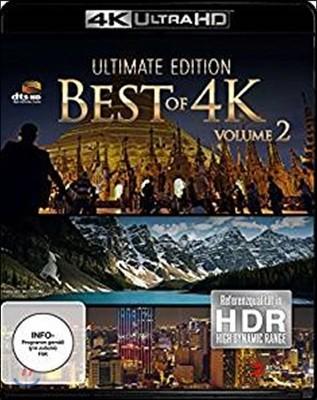 Best Of 4K Vol.2 (단편 영상물 모음 2집) [4K Blu-Ray]